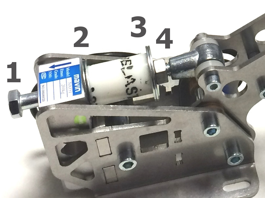 Sim Handbrake - Product Manual • Heusinkveld